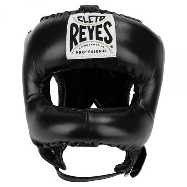 cleto-reyes-traditional-headgear-with-nylon-face-bar-black-front.jpg