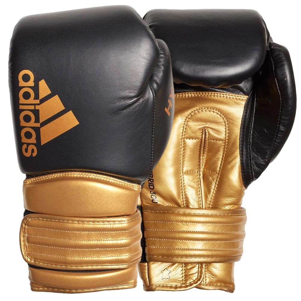 Ortodoxo Almuerzo Mecánicamente  adidas Hybrid 300 Boxing Gloves – MMA Fight Store